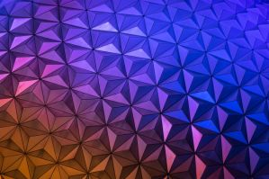 Spaceship Earth Wallpaper by redwolf518