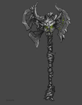 concept of weapon by gcayote