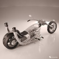 Chopper (Futuristic) 02-03 by Semsa