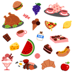 Food is Good by Sprits