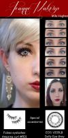 Jeanne makeup step by step by mlle-hughes