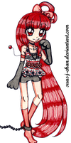 Envot Outfit Design 2 COMMISSION by sekaiichihappy