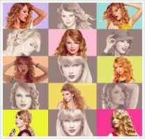 Taylor swift Beauty Black-colors by APlaceInYOurHeart