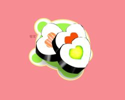 Sushi cool version by mj-coffeeholick