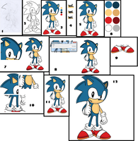 Classic Sonic Tutorial by Tails19950