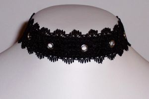 Grommet and lace by Lincey