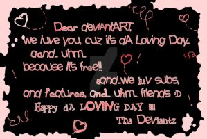 Happy dA Lovin' Day by Anotheroutsider