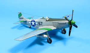 1/72 P-51D Mustang V by Zero-Cannard
