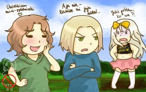APH: Short skirts by momofukuu