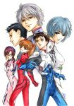 Evangelion: The Children by Atomic-Clover