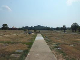 Ft. Lincoln Cemetary 26 by GimpTron