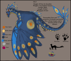 Silo Reference dragon-luvers Mascot contest by saphariadragon