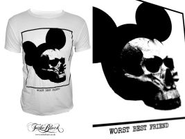 Mickey Mouse T-Shirt by troostar