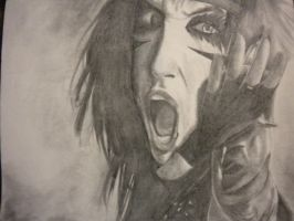 Andy of BVB by Kona-chan19