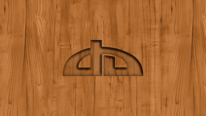 deviantART Logo Wood Wallpaper by TomEFC98