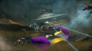 BATTLE OF THE PHASER... by PUFFINSTUDIOS
