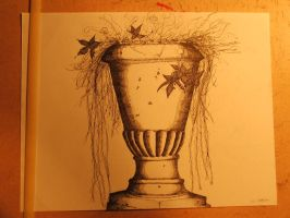 My Urn by IamCo by meathive