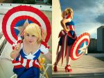 The First Avenger by Korinchan
