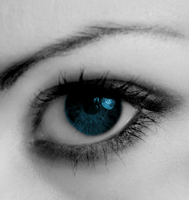 The eye 2 by Floratina