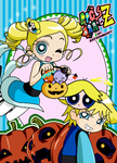 Haloween: Bubbles X Boomer by BiPinkBunny