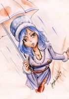 Juvia Fairy Tail by gonzalo17