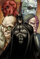 Batman  Bad Company By Psychoslaughterman-d62vew0 by RodneyCJacobsen