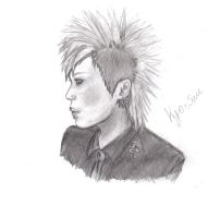 Failed::Kyo DirenGrey:: by Chibi-the-small