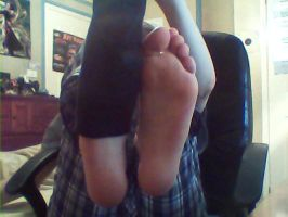 my feet 25# by BarefootBro