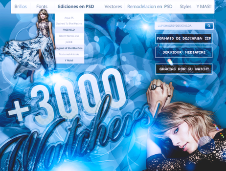 PACK +3000 WATCHERS by LupishaGreyDesigns