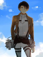 collab : Rivaille by Ruizawa