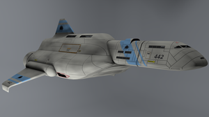 Frontier Transport (WIP, texture update) by riftroamer