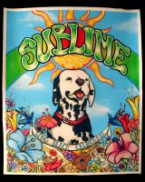 Sublime Poster by radii12