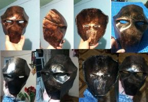 rust mask (army of two III / mod) by 69thanatos69