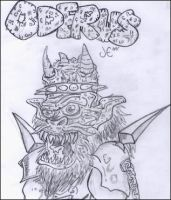 Oderus Urungus by BubbaHoTep