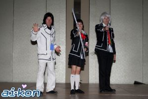 Friends as Zero, Yuki and Kaname by Roxas-Ven-Cosplayer