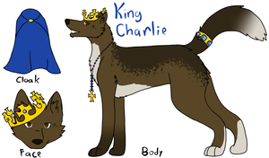 King Charlie of Aeolus- Oxymoron OC by leafclan99