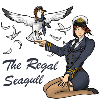 The Regal Seagull by ColorCopyCenter