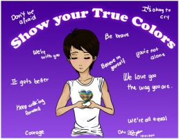 Show your True Colors by Saladiita12