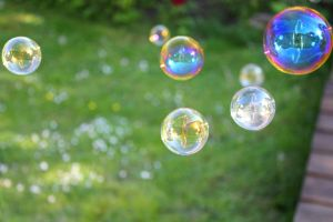 Soap bubbles 4 by YukiHime29