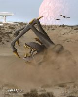 Sand Worm by RobAndersonJr