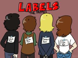 Labels by psychedelic-weirdo