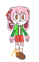 Ref-Melon the rabbit by xXLily-n-CookiesXx