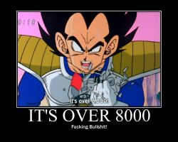 Its Over Eight Thousand by TheOldEnglishB