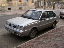 FSO Polonez Atu by Abrimaal