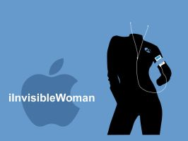 iInvisibleWoman by lilias