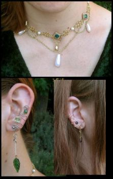 Wire Jewelry by forgottenones