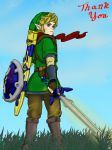 The First Link- 50 Watcher Thank You! by animedudevid