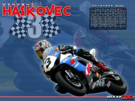 Gixxer.com calendar 11 of 12 by TreborDesigns