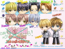 OURAN LOOK-A-LIKE by Timaeus