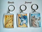 Commission a customable Keyring [8 slots] by lauraacan
